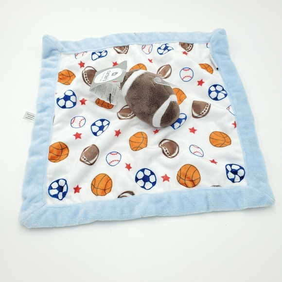 Carter's Other - New Carter's Lovey Baby Security Blanket Football